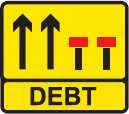 Is it possible to write-off debts?