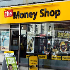 BBC warns consumers not to turn to loan sharks with 90% of the Pay-Day loan sector closing down.